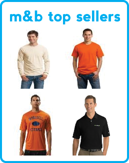 M&B Top Sellers